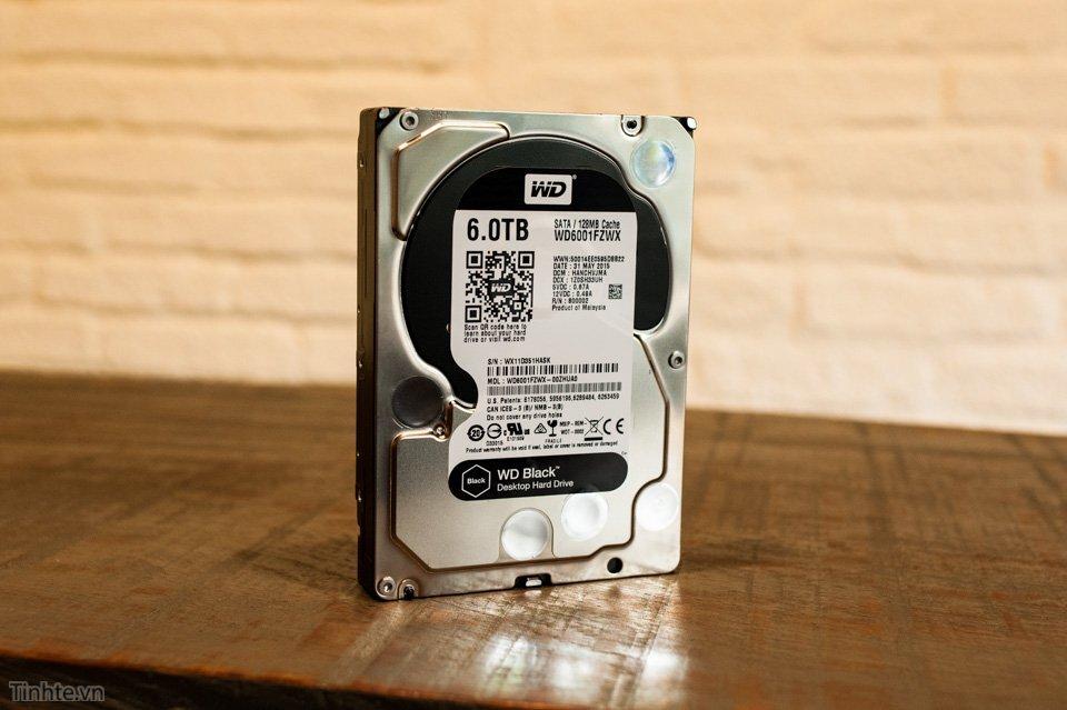 Ổ cứng Western Digital Black 500GB, 1TB