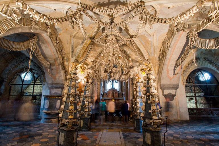 Nhà thờ Sedlec Ossuary - Cộng hoà Czech