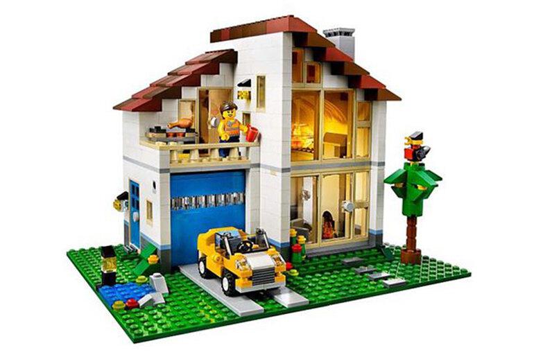 Đồ chơi Lego lắp ráp đa năng 6