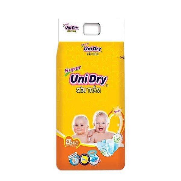Tã - bỉm dán UniDry XL34