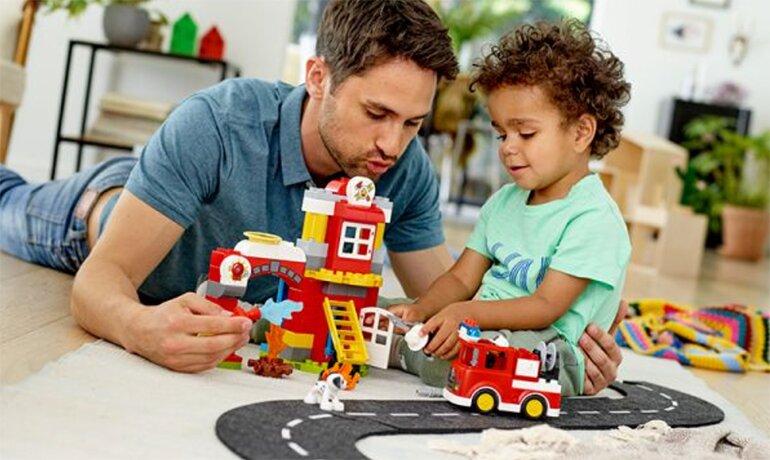 Đồ chơi Lego lắp ráp đa năng 7