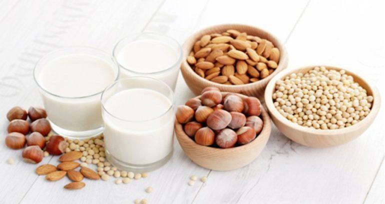 Nhiều loại sữa hạt tốt hơn sữa động vật