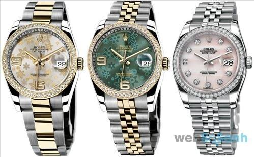 Đồng hồ Rolex nữ Datejust