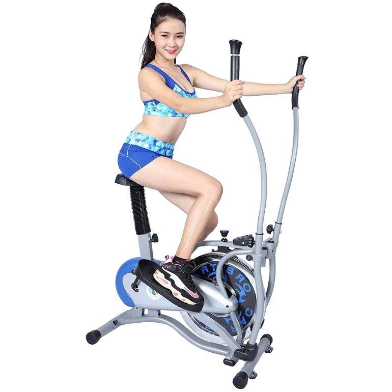 Máy tập thể dục toàn thân Ibike 4000