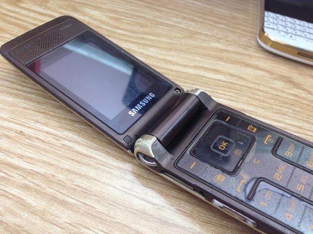 Điện thoại cho người già Samsung S3600i