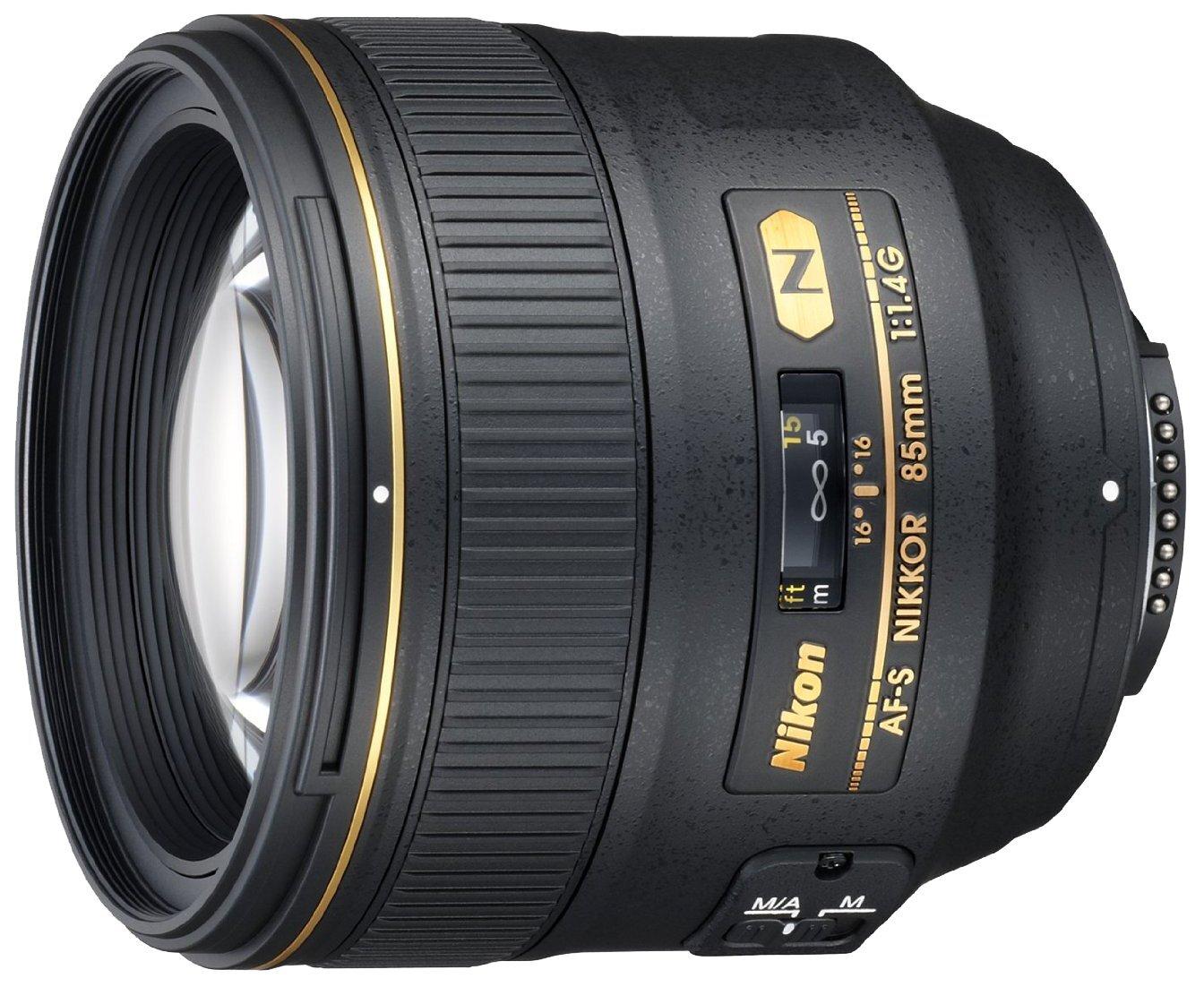 Lens Nikkor 85mm f1.4
