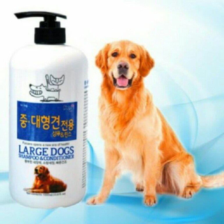 Sữa tắm cho chó Forbis Large Dog