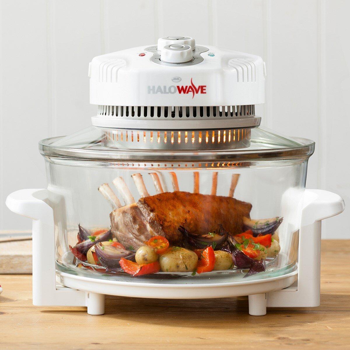 Cách sử dụng lò halogen để nướng thịt