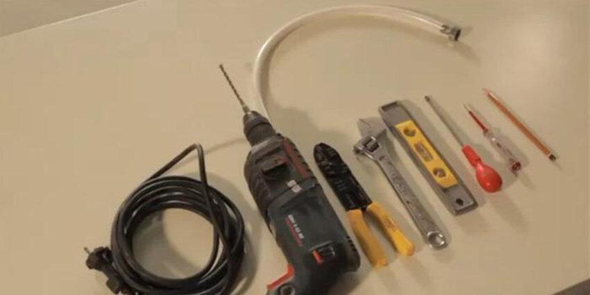 Cần chuẩn bị những dụng cụ sau