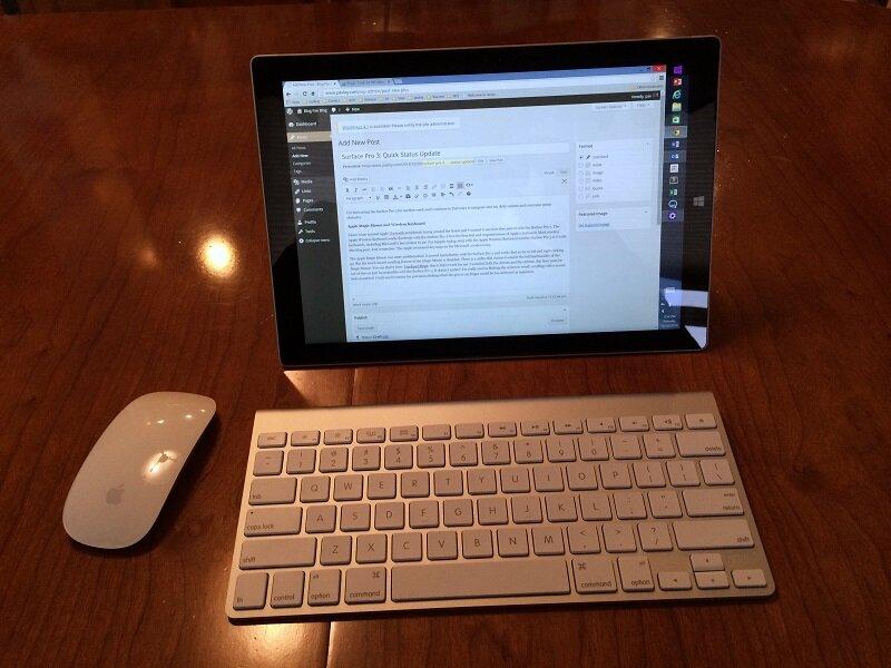 Kết nối chuột với chiếc iPad có thể thay thế laptop