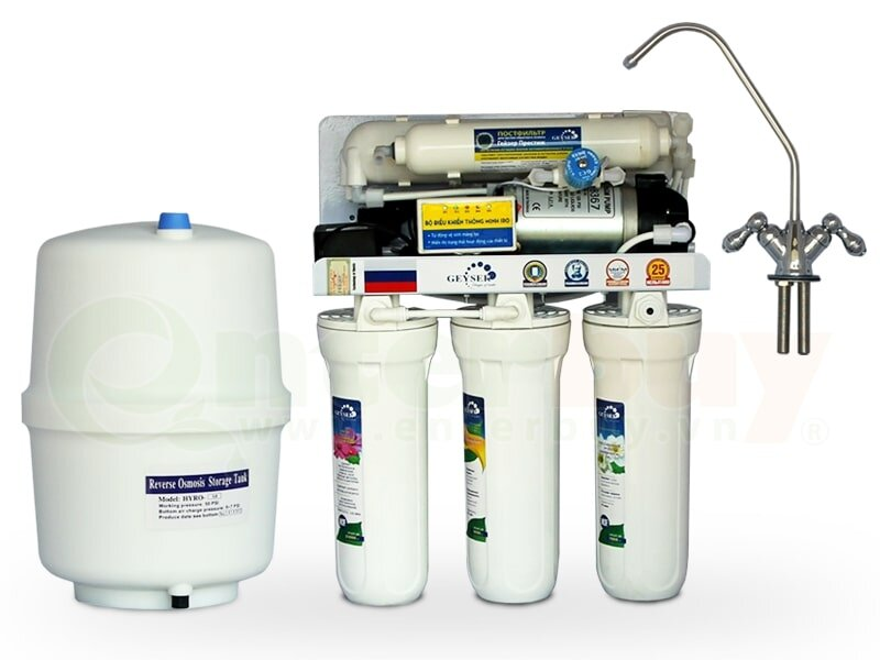Hình ảnh máy lọc nước Geyser