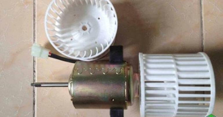 Báo giá sửa chữa quạt dàn lạnh điều hòa