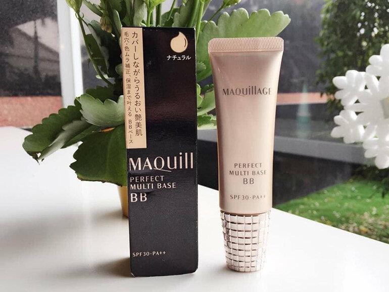 Kem nền dạng lỏng Shiseido Maquillage