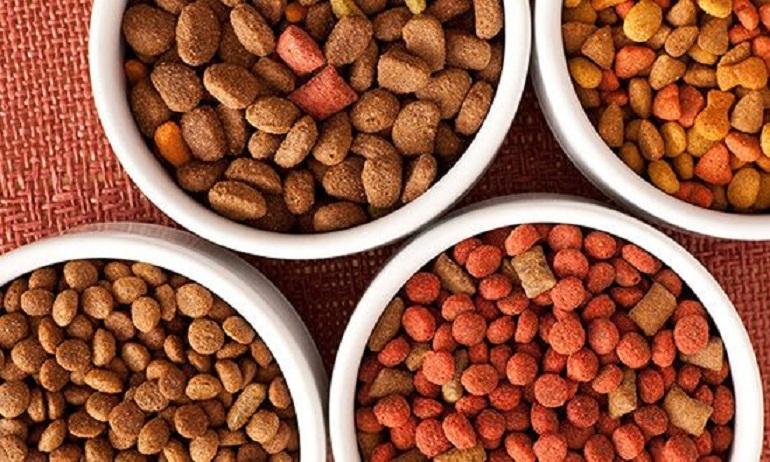 Thức ăn dạng khô được chế biến sẵn