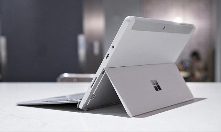 Đánh giá máy tính bảng Surface Go: Thiết kế nhỏ gọn - Giá thành bình dân đáng sắm nhất hiện nay