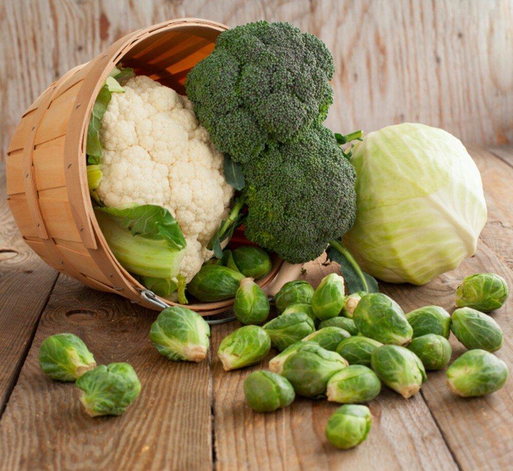 Bông cải chứa nhiều acid folic tốt cho sức khỏe mẹ bầu
