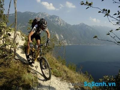 Xe đạp có thể đưa bạn đến nhiều nơi khác nhau