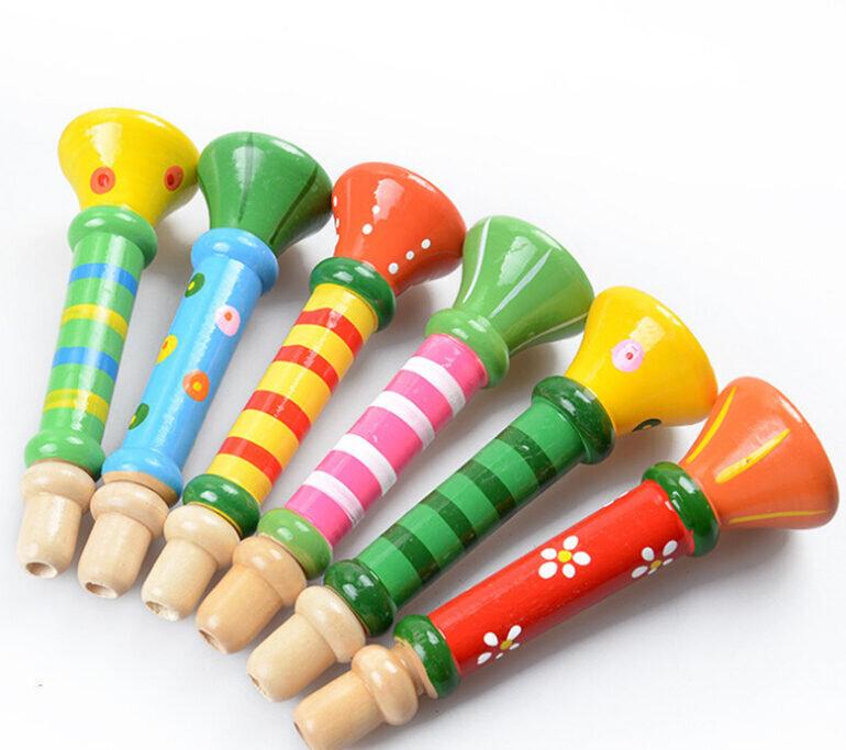 Đồ chơi kèn gỗ cho bé