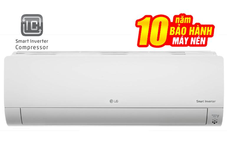 Điều hòa LG 9000 BTU 1 chiều inverter V10APQ