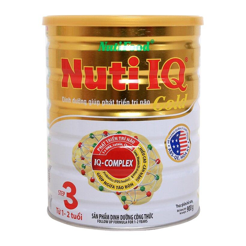 Sữa bột Nutifood Nuti IQ