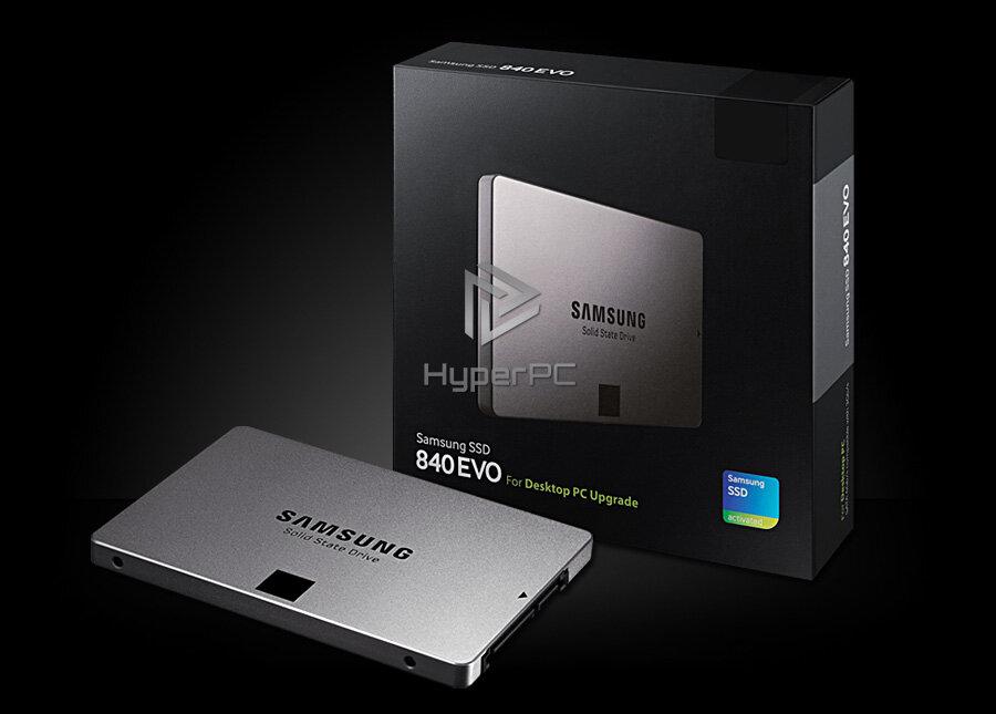 Ổ cứng SSD Samsung 840 EVO 250GB ( Giá tham khảo: 3.650.000đ)
