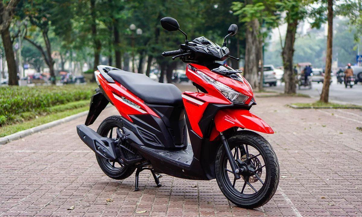 Honda Vario 125 thiết kế cá tính, mạnh mẽ