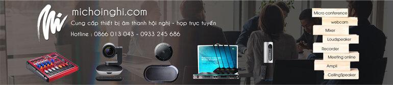 Thiết bị Nghe & Nhìn Ali nơi cung cấp & lắp đặt hệ thống âm thanh phòng họp chuyên nghiệp tại tphcm