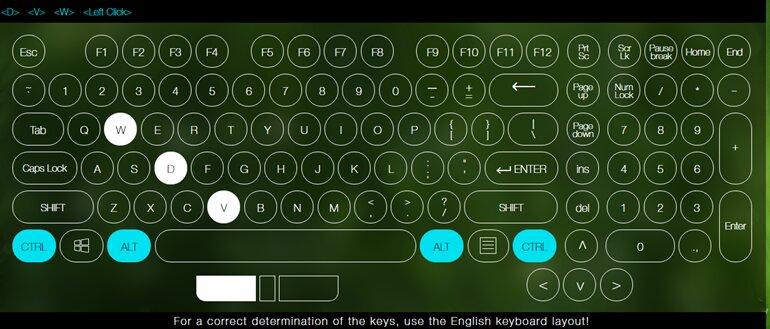 kiểm tra bàn phím máy tính