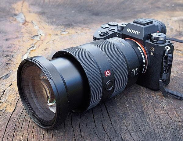 Máy ảnh Sony A9 với độ bắt nét bậc nhất trên thị trường