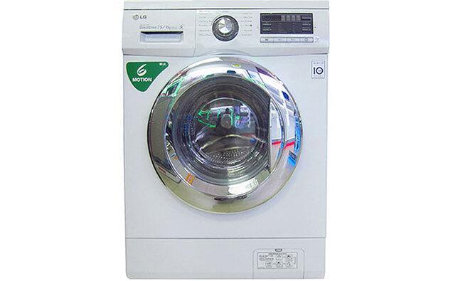 Máy giặt sấy LG 7.5 kg WD-18600 có tốt không