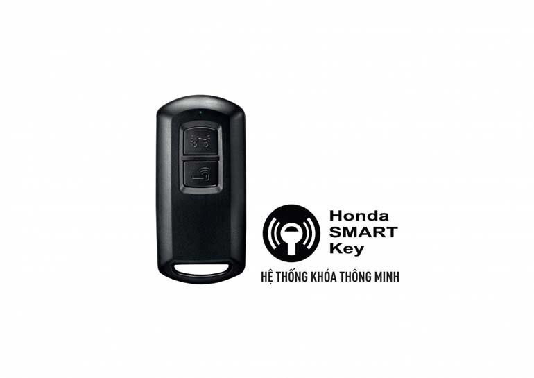 honda air blade smart key