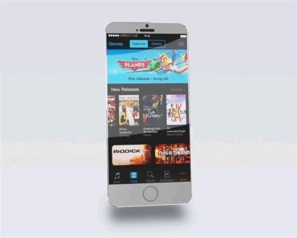 Bản thiết kế iPhone 6 siêu mỏng cực ấn tượng 8