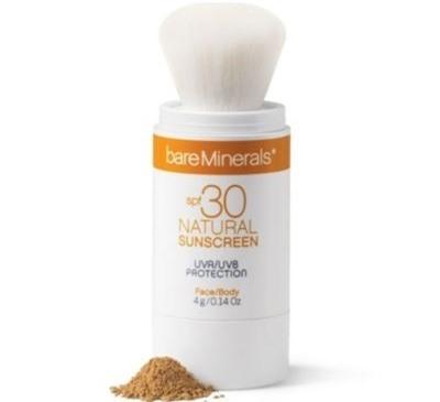 Kem chống nắng BareMinerals SPF30 dành cho da nhạy cảm là sản phẩm chứa hỗn hợp các chất khoáng tinh khiết