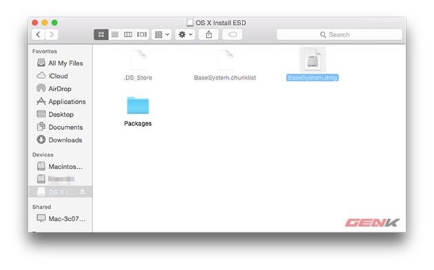 Hướng dẫn cài đặt OS X Yosemite 10.10 beta trên phân vùng mới