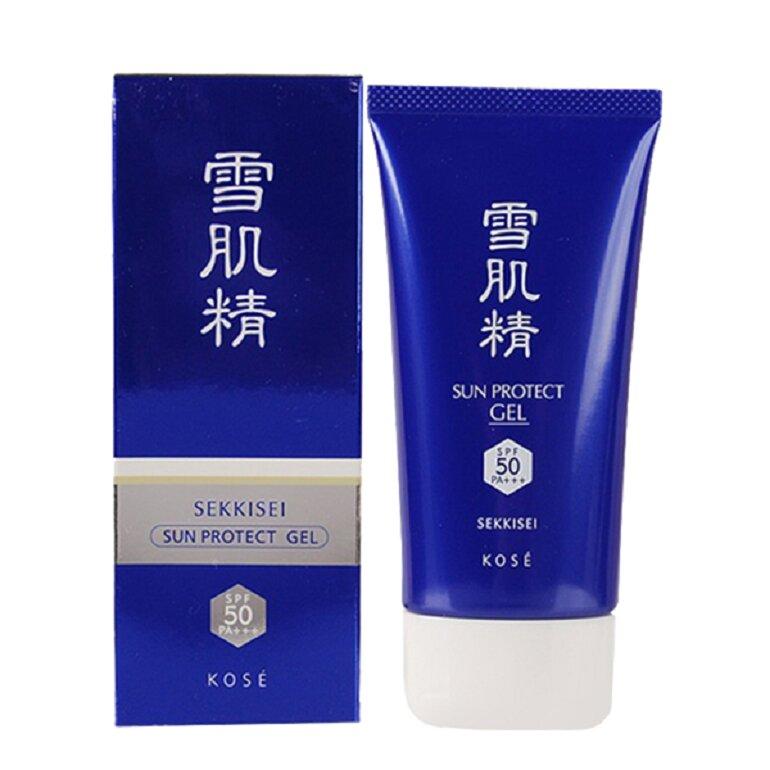Gel chống nắng Kose Sekkisei Sun Protect Essence