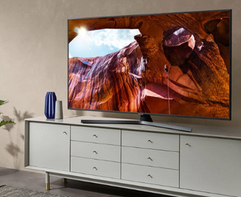 Smart tivi Samsung 2019 50 inchh 4K