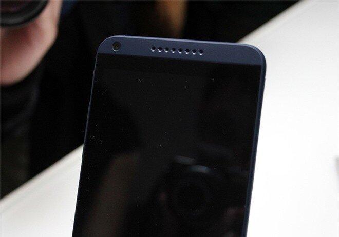 Cận cảnh HTC Desire 816, phablet iPhone 5c của HTC: Máy gọn, đẹp, camera trước