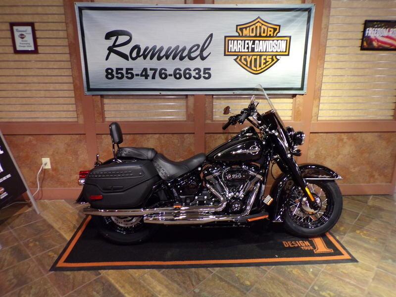 Harley Davidson Heritage Classic 114 2019