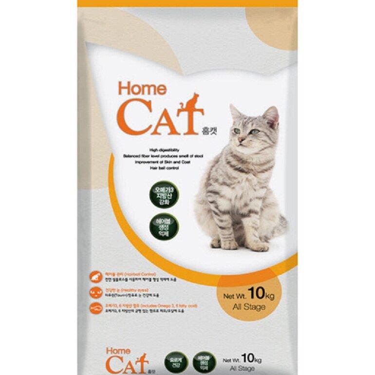 Các mẹ cũng có thể cho mèo ăn thức ăn khô