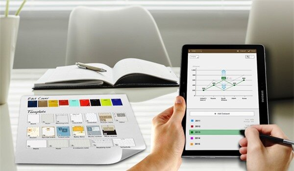 S-Pen và Galaxy Note 10.1: Bộ đôi hoàn hảo 4