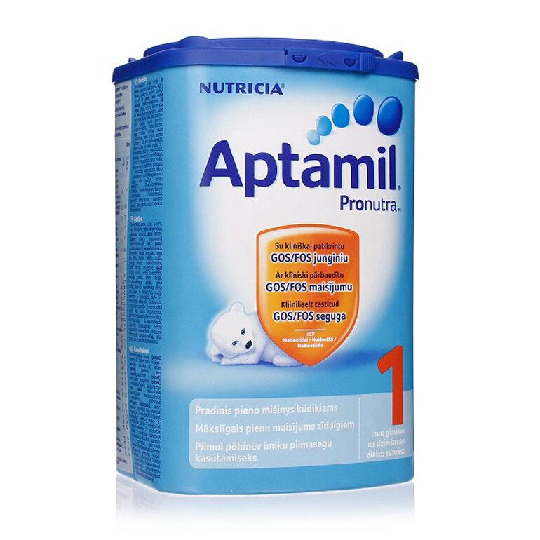 Sữa bột công thứcAptamil có phù hợp cho trẻ sơ sinh?