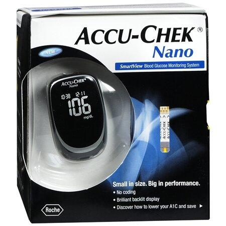 Accu Chek Nano cho kết quả chính xác hơn hẳn các đời máy cũ nhưng que thử lại có giá khá cao