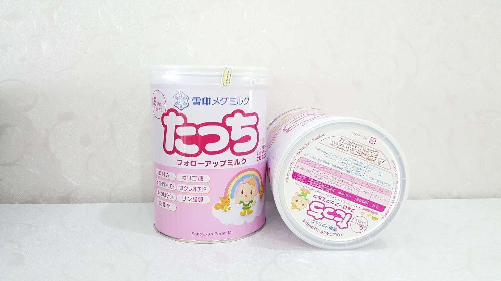 Sữa Snowbaby chất lượng sữa đảm bảo mà giá rất phải chăng được nhiều bố mẹ tin tưởng sử dụng