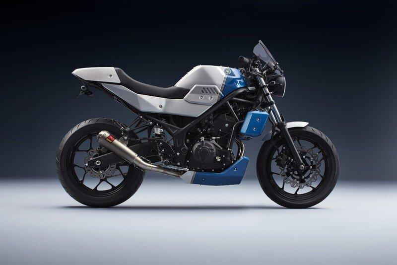 Cận cảnh mẫu xe Yamaha MT – 03