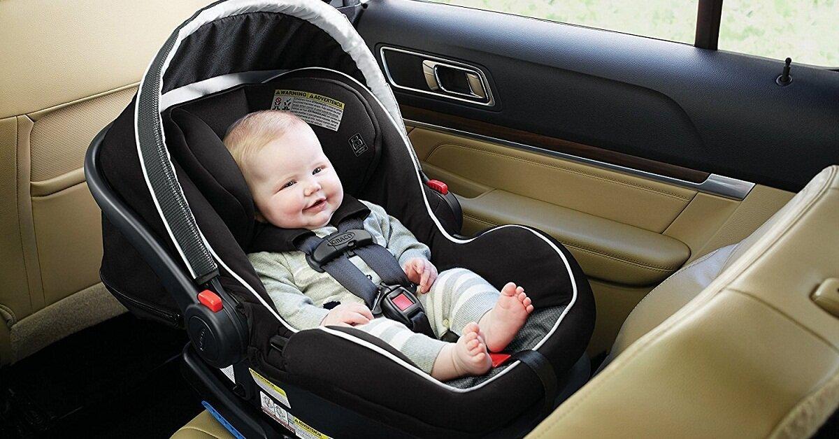 5 lưu ý quan trọng bạn cần nhớ khi chọn mua ghế ngồi ô tô cho bé