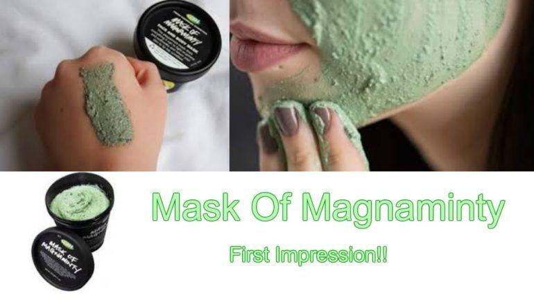 Mặt nạ đất sét tươiLUSH Mask of Magnaminty