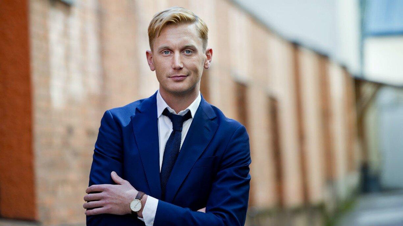 Filip Tysander - nhà sáng lập nhãn hiệu đồng hồ Daniel Wellington
