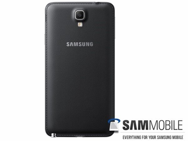Loạt hình ảnh thương mại của Samsung Galaxy Note 3 Neo