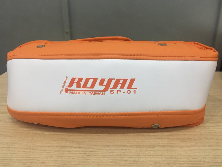 Máy massage tan mỡ bụng Royal SP01