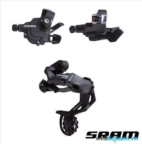 Groupset SRAM X3